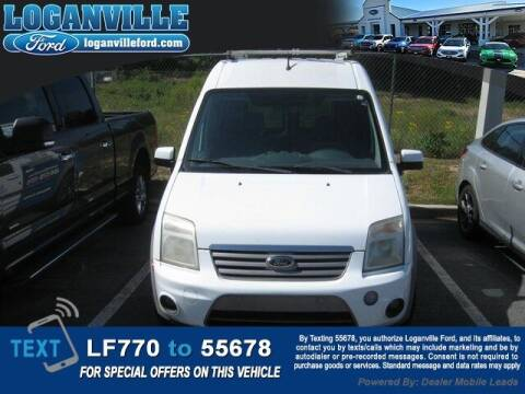 2013 Ford Transit Connect for sale at Loganville Quick Lane and Tire Center in Loganville GA