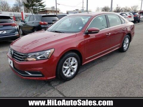 2017 Volkswagen Passat for sale at Hi-Lo Auto Sales in Frederick MD