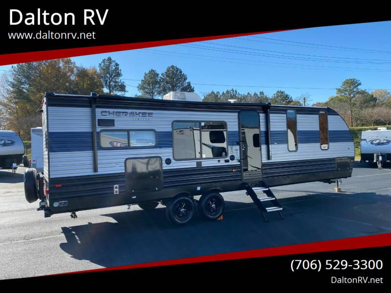 2022 Forest River Cherokee 274RK for sale at Dalton RV in Dalton GA