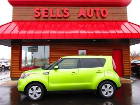 2016 Kia Soul for sale at Sells Auto INC in Saint Cloud MN