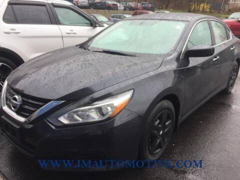2018 Nissan Altima for sale at J & M Automotive in Naugatuck CT