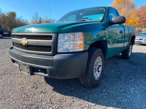 2007 Chevrolet Silverado 1500 for sale at Action Automotive Service LLC in Hudson NY