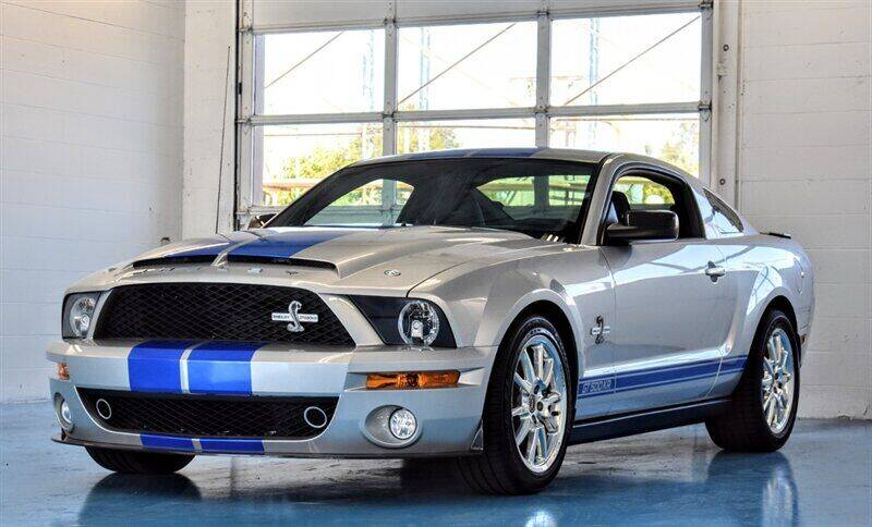 2009 Ford Shelby GT500 for sale at Mershon's World Of Cars Inc in Springfield OH