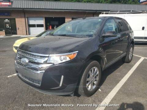 2013 Ford Edge for sale at Michael D Stout in Cumming GA