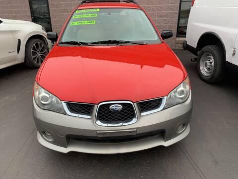 2006 Subaru Impreza for sale at 924 Auto Corp in Sheppton PA