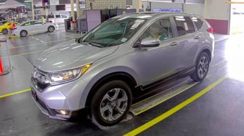 2018 Honda CR-V for sale at Imotobank in Walpole MA