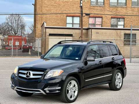 2013 Mercedes-Benz GLK for sale at ARCH AUTO SALES in St. Louis MO
