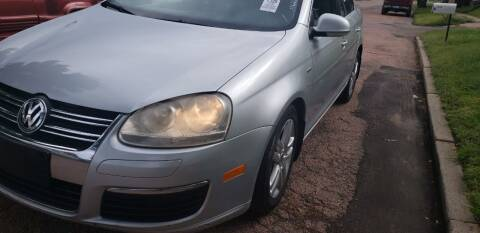 2006 Volkswagen Jetta for sale at Gordon Auto Sales LLC in Sioux City IA