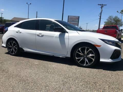 2018 Honda Civic for sale at Mr. Car Auto Sales in Pasco WA