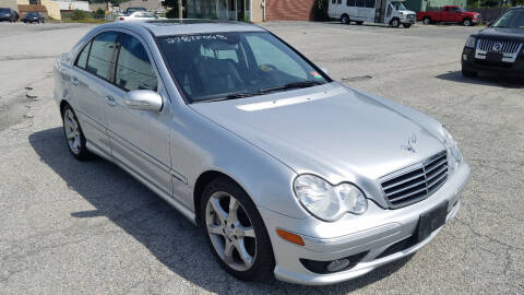 2007 Mercedes-Benz C-Class for sale at WEELZ in New Castle DE