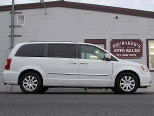 2014 Chrysler Town and Country for sale at Brubakers Auto Sales in Myerstown PA