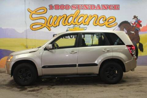 2006 Suzuki Grand Vitara for sale at Sundance Chevrolet in Grand Ledge MI