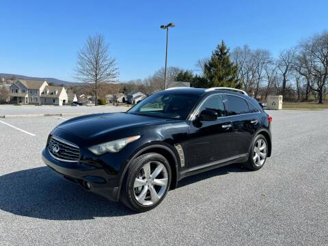 2009 Infiniti FX50 for sale at Jackie's Car Shop in Emigsville PA