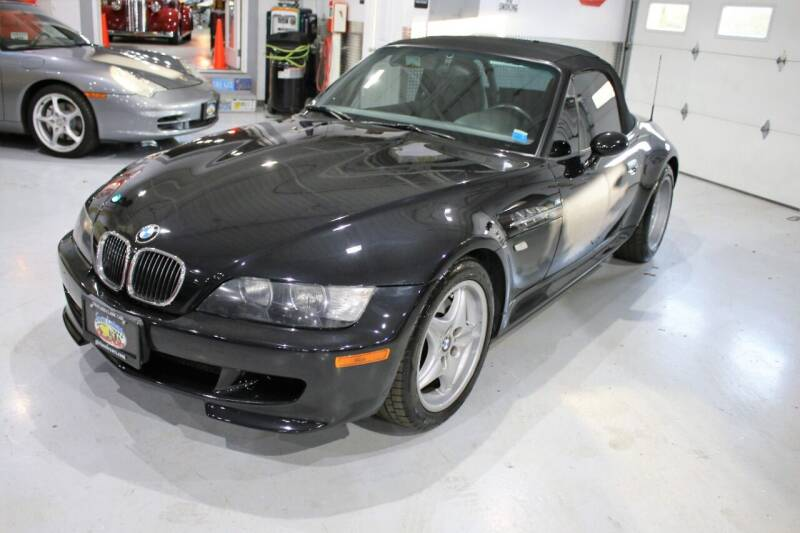 2000 BMW Z3 for sale at Great Lakes Classic Cars & Detail Shop in Hilton NY