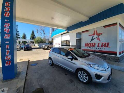 2013 Ford Fiesta for sale at Nor Cal Auto Center in Anderson CA