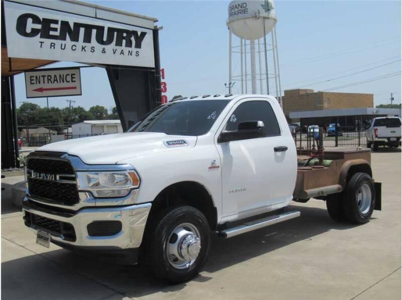 2019 RAM Ram Pickup 3500 for sale at CENTURY TRUCKS & VANS in Grand Prairie TX