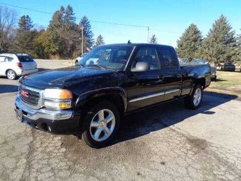 2007 GMC Sierra 1500 Classic for sale at COUNTRYSIDE AUTO INC in Austin MN