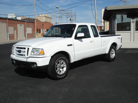 2011 Ford Ranger for sale at Shelton Motor Company in Hutchinson KS