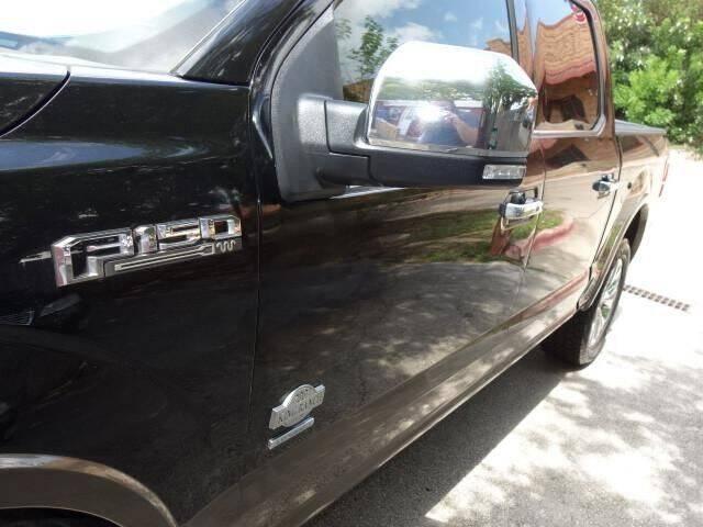 2016 Ford F-150 4WD King Ranch SuperCrew - Austin TX