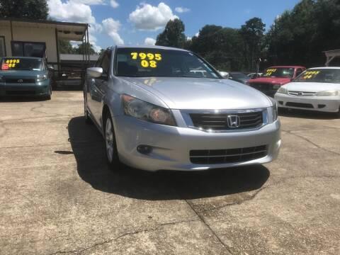 2008 Honda Accord for sale at Port City Auto Sales in Baton Rouge LA
