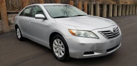 2007 Toyota Camry Hybrid for sale at U.S. Auto Group in Chicago IL
