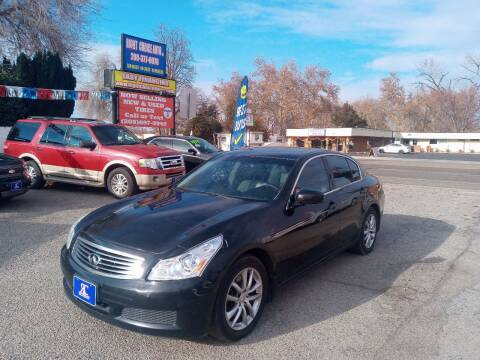 2007 Infiniti G35 for sale at Right Choice Auto in Boise ID