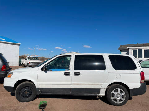 2005 Saturn Relay for sale at PYRAMID MOTORS - Fountain Lot in Fountain CO