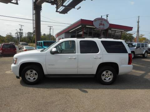 2011 Chevrolet Tahoe for sale at The Carriage Company in Lancaster OH