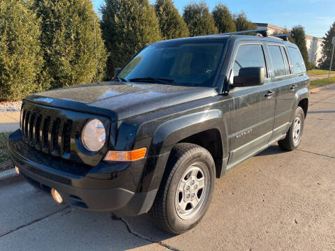 2012 Jeep Patriot for sale at Petite Auto Sales in Kenosha WI