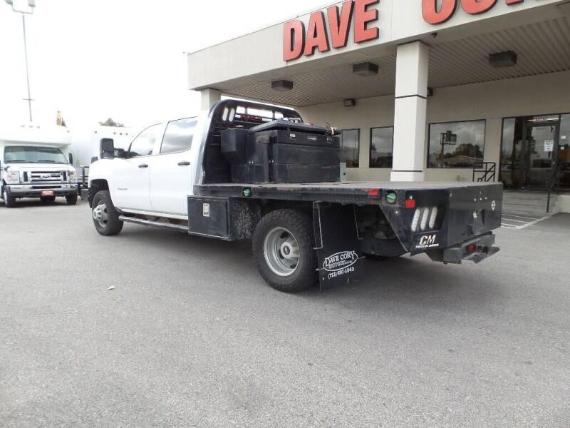 2018 Chevrolet Silverado 1500 SS Classic Crew Cab 4x4 Flatbed Diesel - Houston TX