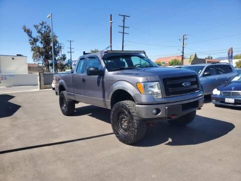 2014 Ford F-150 for sale at Silver Star Auto in San Bernardino CA