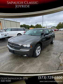 2010 Dodge Charger for sale at Sapaugh Classic Joyride in Salem MO
