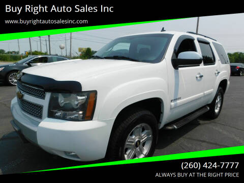 2007 Chevrolet Tahoe for sale at Buy Right Auto Sales Inc in Fort Wayne IN