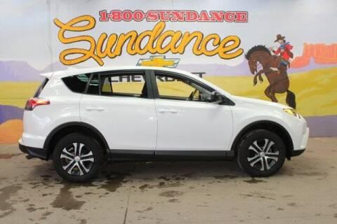 2018 Toyota RAV4 for sale at Sundance Chevrolet in Grand Ledge MI