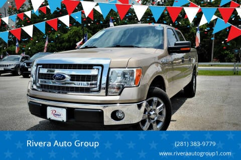 2013 Ford F-150 for sale at Rivera Auto Group in Spring TX