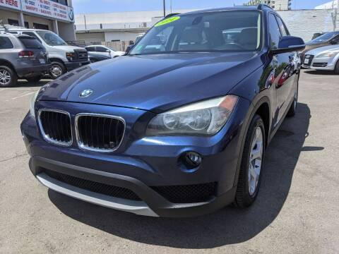 2014 BMW X1 for sale at Convoy Motors LLC in National City CA