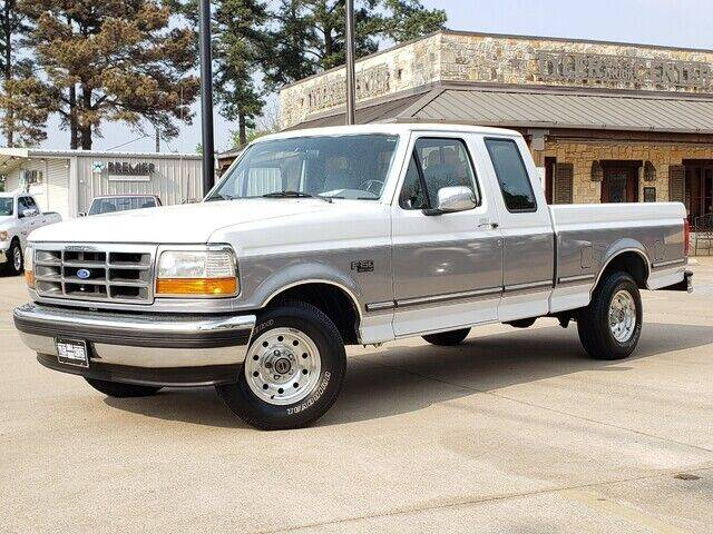 1995 Ford F-150 for sale at Tyler Car  & Truck Center in Tyler TX