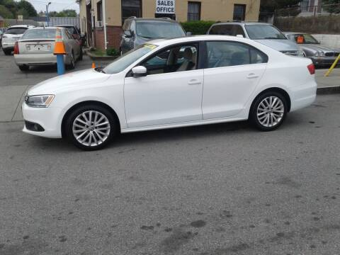 2014 Volkswagen Jetta for sale at Nelsons Auto Specialists in New Bedford MA