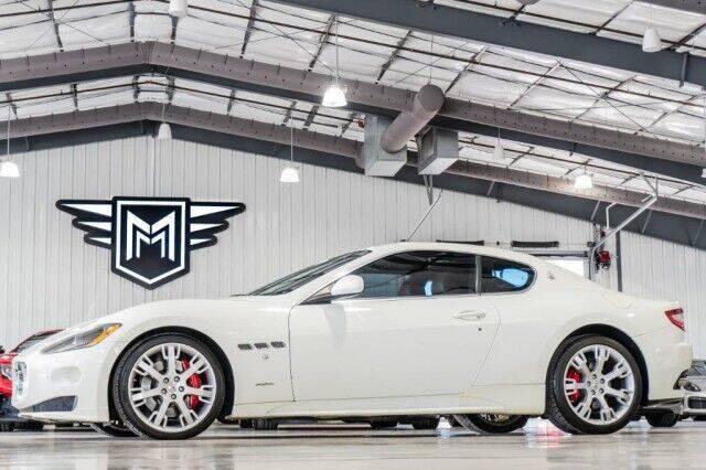 2012 Maserati GranTurismo for sale in Boerne, TX