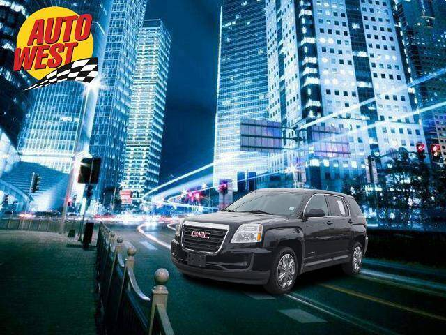 2017 GMC Terrain for sale at Autowest of GR in Grand Rapids MI