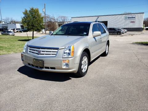 2008 Cadillac SRX for sale at Image Auto Sales in Dallas TX