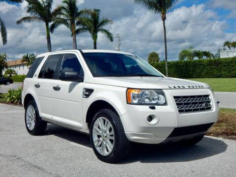 2009 Land Rover LR2 for sale at VE Auto Gallery LLC in Lake Park FL