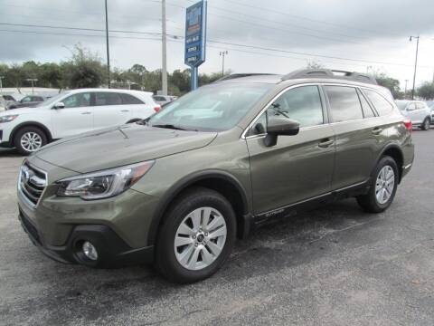 2018 Subaru Outback for sale at Blue Book Cars in Sanford FL