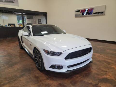 2015 Ford Mustang for sale at Driveline LLC in Jacksonville FL