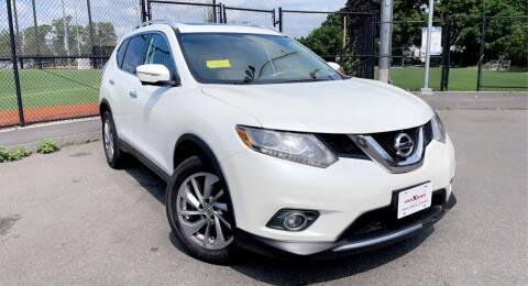 2015 Nissan Rogue for sale at Maxima Auto Sales in Malden MA