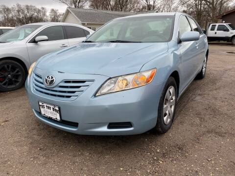 2007 Toyota Camry for sale at Toy Box Auto Sales LLC in La Crosse WI