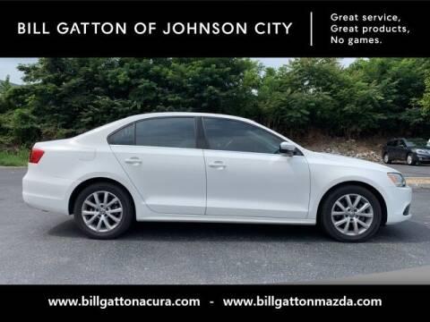 2013 Volkswagen Jetta for sale at Bill Gatton Used Cars - BILL GATTON ACURA MAZDA in Johnson City TN