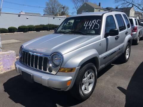 2006 Jeep Liberty for sale at BIG C MOTORS in Linden NJ