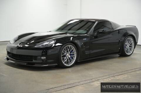 2009 Chevrolet Corvette for sale at Modern Motorcars in Nixa MO