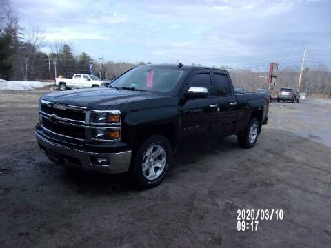 2014 Chevrolet Silverado 1500 for sale at Hart's Classics Inc in Oxford ME